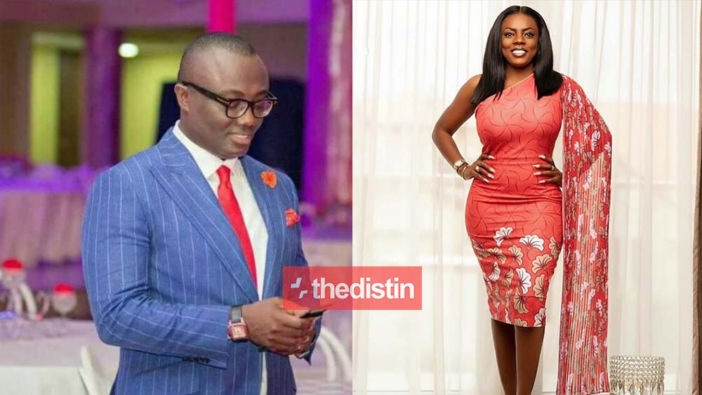 """This Is What Bola Ray Did To Nana Aba Anamoah After GHONE TV Showed """"Pono"""" Last Night On TV 