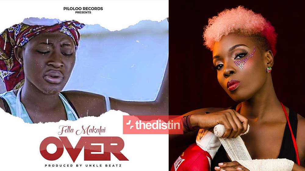 "Fella Makafui Exposed For Stealing Feli Nuna's ""Azumah"" Song 