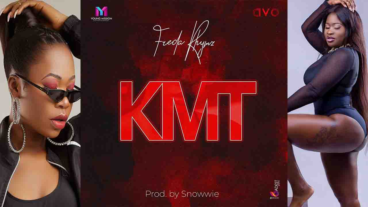KMT By Freda Rhymz(Sista Afia Diss) | Listen And Download mp3
