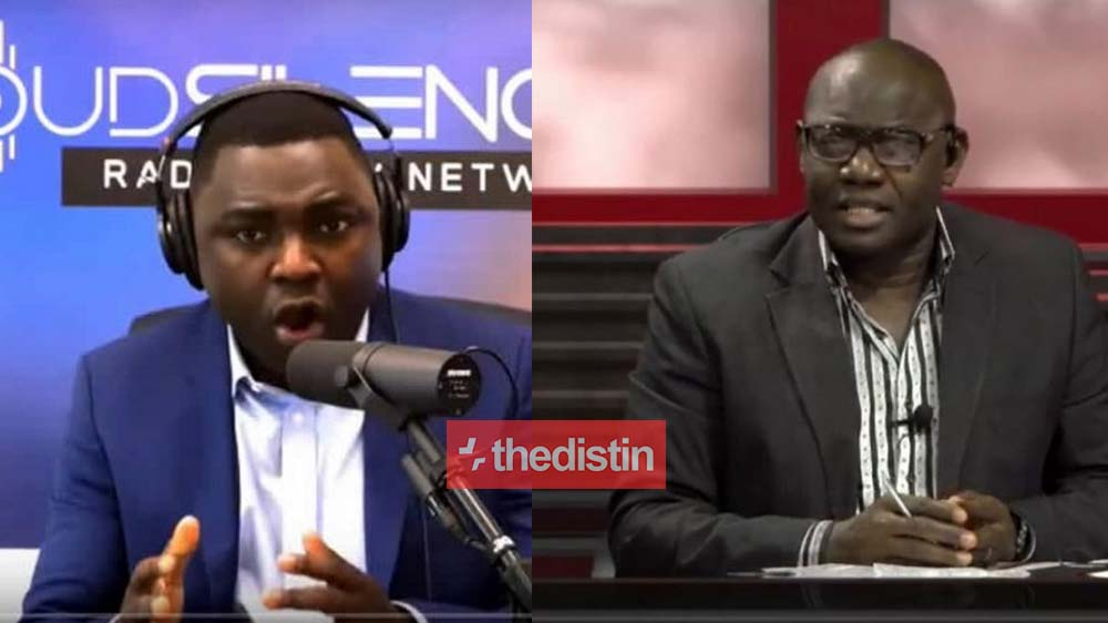 'You Are A Borla Bird Being Fed Like A Chicken' - Kelvin Taylor Tears Kennedy Agyapong's Hype Man, Kweku Annan Apart | Video
