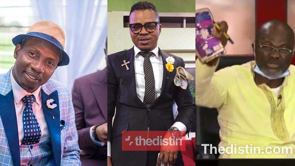 Bishop Obinim's Church Can Never Be Closed Down - Counselor Lutterodt Reacts To Kennedy Agyapong & Obinim Beef | Video