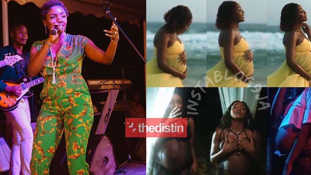 Nigerian Singer Simi Shows Off Her Baby Bump As She Expects Her First Child | Video