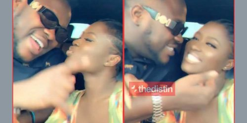 Fella Makafui Wishes Medikal A Happy Birthday With This Lovely Video | Video