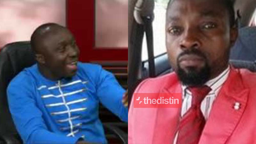 Fake Pastor Kwadwo Sarpong Calls In To Blast Demon Breaker And Kwaku Annan On The Hot Seat Show
