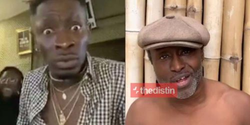 """Go and sell ur Waakye"" Shatta Wale Nicely Replies Reggie Rockstone Over His Sarkodie Diss 