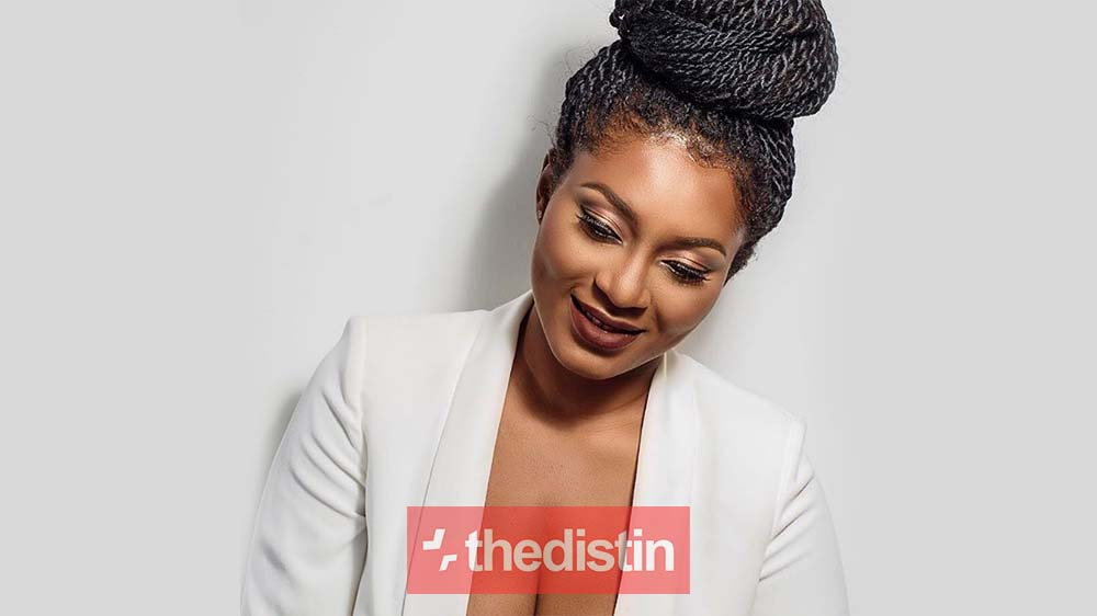 """""""He was an area boy"""" Tracy Tells How She Fell In Love With Sarkodie 
