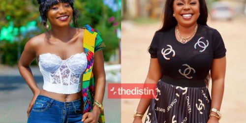Afia Schwarzenegger Is Not A Comedian, She's A Drama Queen Who  Insults People Directly – Maame Esi | Video
