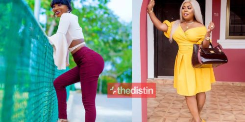 Afia Schwarzenegger Finally Responds To Maame Esi After She Said She's A Drama Queen & Not A Comedian | Video
