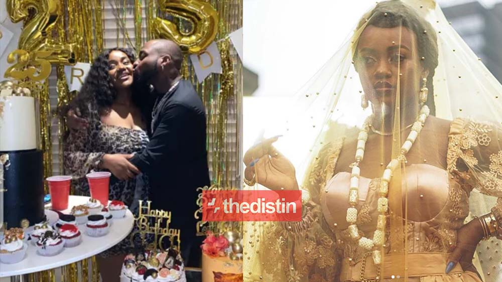 This Is The Lavish Birthday Party Davido Organized For His Fiancee, Chioma On Her Birthday | Photos