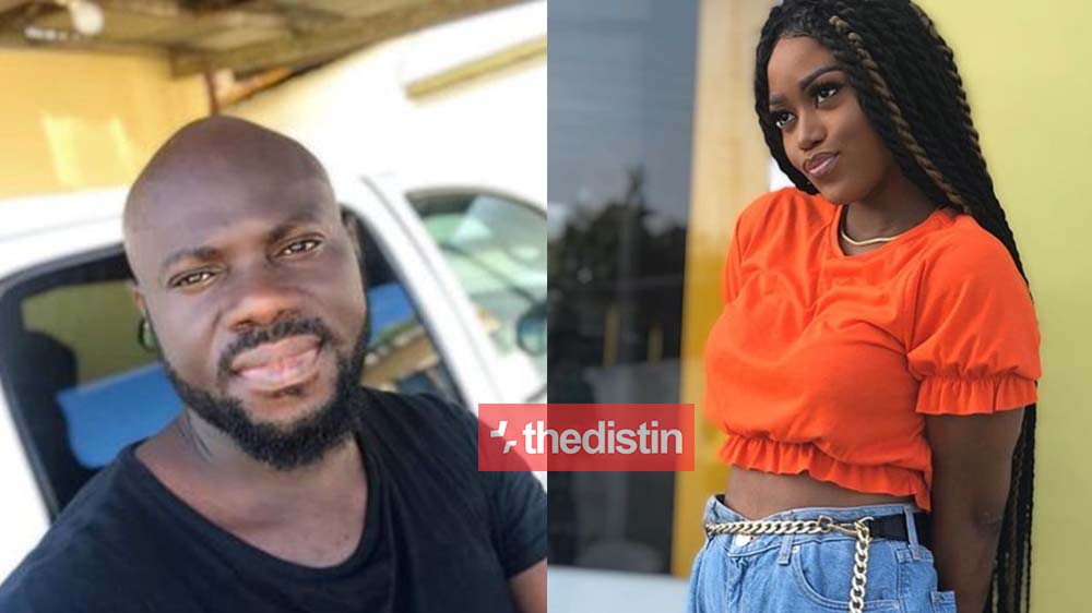 My Ex-Manager Wanted Me To Pay GHC120,000 To Get Back My Old Instagram Account - Eshun Reveals