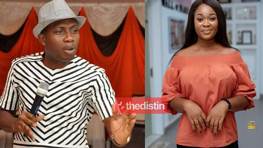 Freelove Throw Shades At Counselor Lutterodt On Neat FM