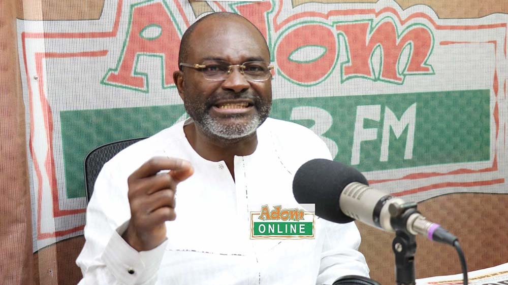 Kennedy Agyapong Opens Up On Being MP - Claims It's The Most Useless Job In Ghana