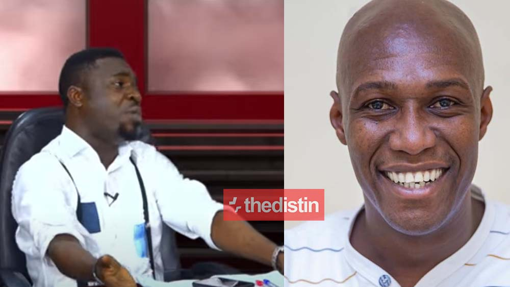 """Mannaseh Exposes Prophet Kofi Oduro; Says He's A Fake Pastor & Has Been """"Chopping"""" The Ladies In His Area 