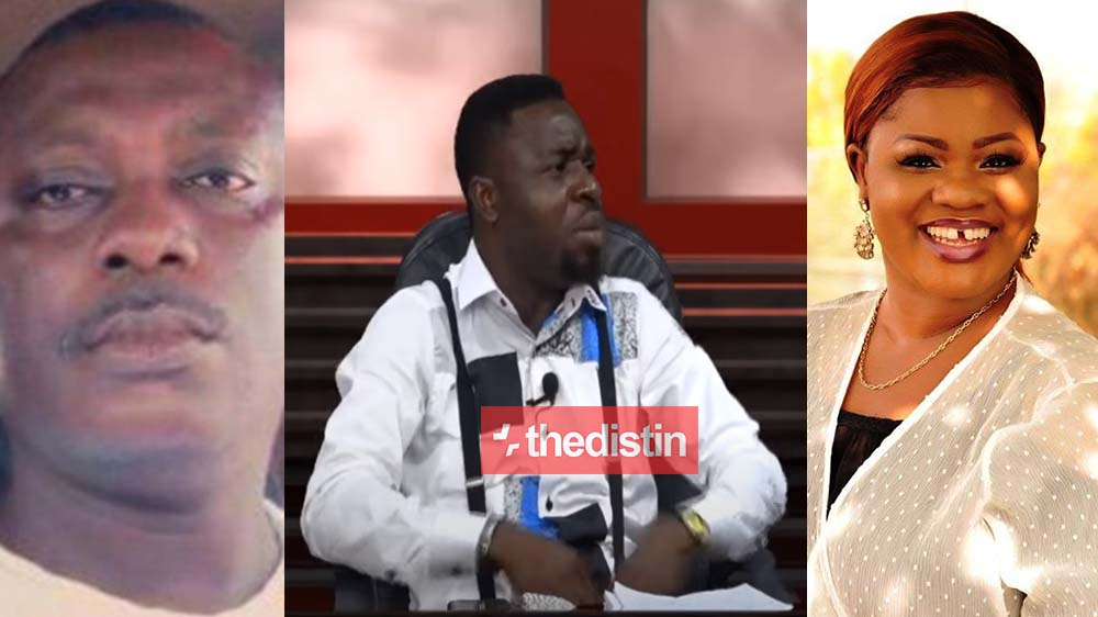 Obaapa's Christy Ex-Husband, Pastor Love Is Not A Man Of God; He Planned With 4 Men To Rape His Ex-Wife - Prophet Manasseh | Video