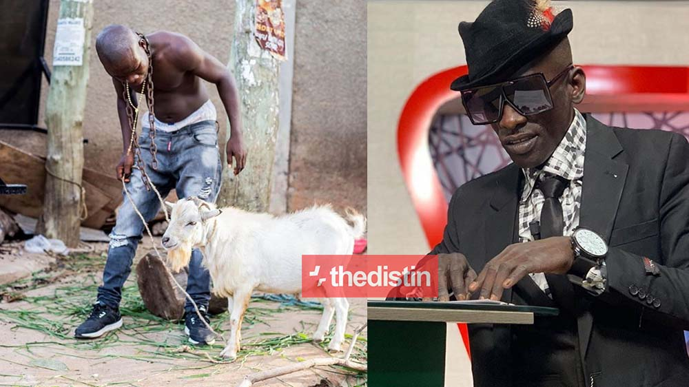 "Beef: AY Poyoo Shades Hon. Aponkye After He Said He'll Sue Him For Using The Title ""Aponkye"" 