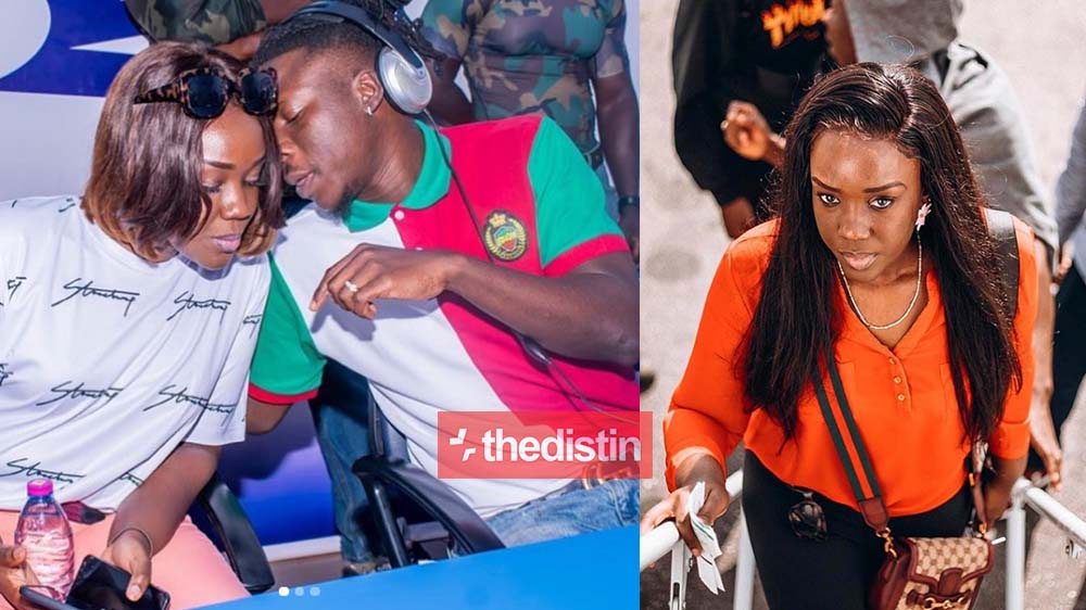 My Wife, Louisa Pushes Me More, She's More Like Fan - Stonebwoy Says | Video