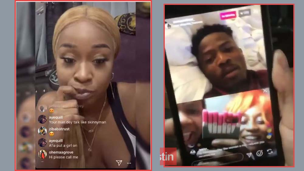 Efia Odo Plans To N!ked Kwesi Arthur, Advices Him To Get Only Fans