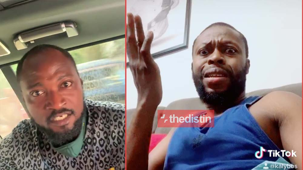 """""""I won't follow a mad person"""" Kalybos Finally Reacts To Funny Face's Insults, Says He Won't Comment"""