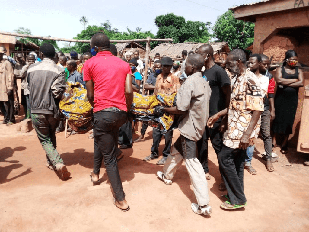 Suspected Spiritualist Murdered For Killing Chief Of Monta