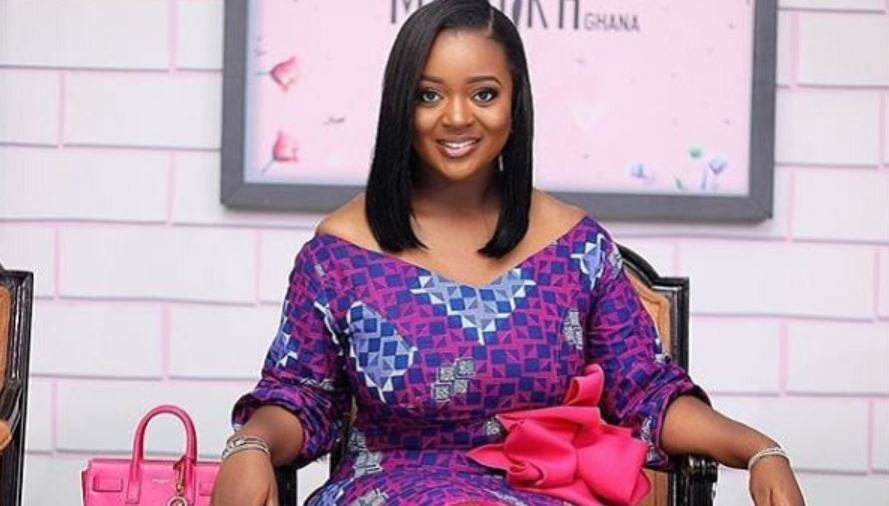 Jackie Appiah Gets Featured On Glam Africa Magazine Cover Page