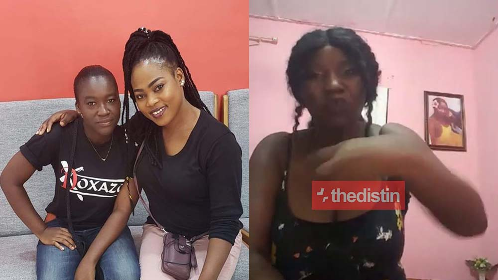 Photos Of Lady That Snatched Joyce Blessing's Husband (Julie Kay) Pops Up On The Internet | Alleged
