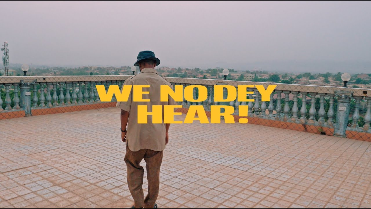 Music Video: We No Dey Hear By M.anifest Ft Kelvyn Boy X Kel-p | Watch And Download
