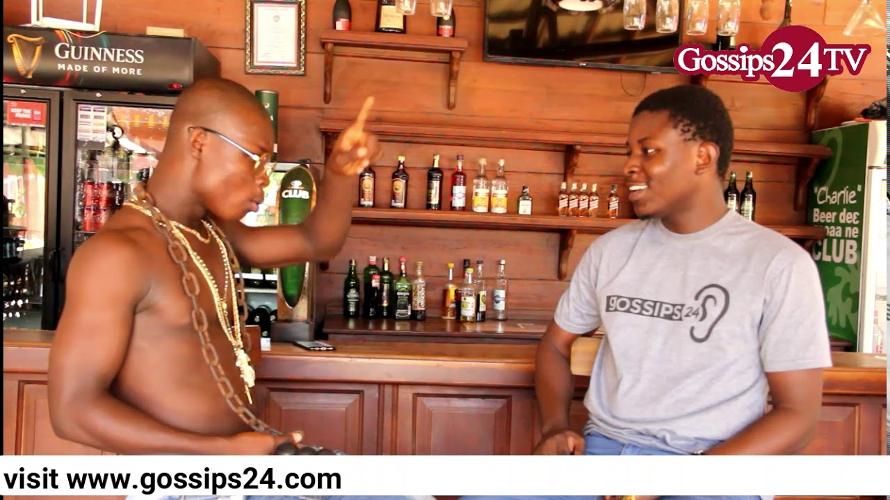Ay Poyoo Says He's Bigger Than Sarkodie Reveals More About Himself   Video