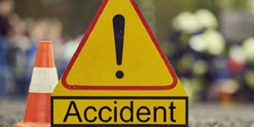 Driver's Conductor Severely Injured In A Fatal Accident On Kintampo Highway