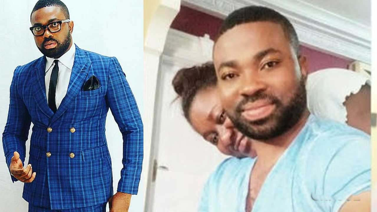 Woman Curses Actor Samuel Ofori For Dumping Her In Viral Voice Note Video | Watch
