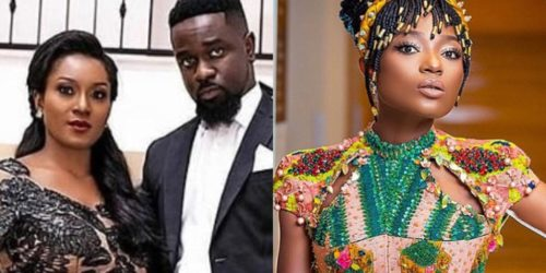Tracy Sarkcess Gives Savage Reply To A Fan Who Said Sarkodie Should Have Marry Efya Instead Of Her