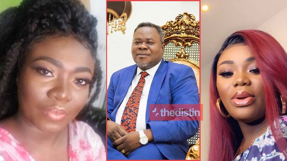 How Stacy Amoateng Stole Akua GMB's Position At Angel TV After Dr. Kwaku Oteng Sacked Her