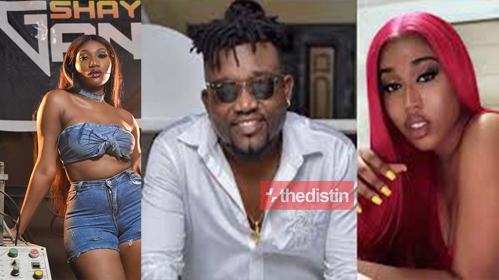 Bullet Blast Wendy Shay And Fantana Over Ongoing Beef On Happy Fm