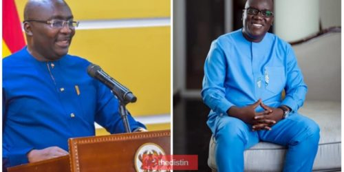 Check How Dr. Bawumia Reacted To The Demise Of Sir John