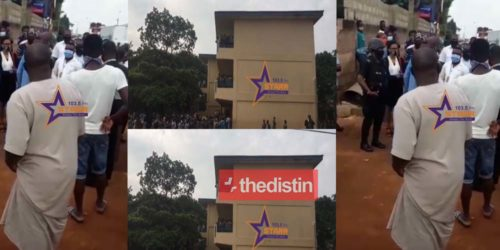 648 Contacts Traced After Exposure To Persons With COVID-19 At Accra Girls SHS