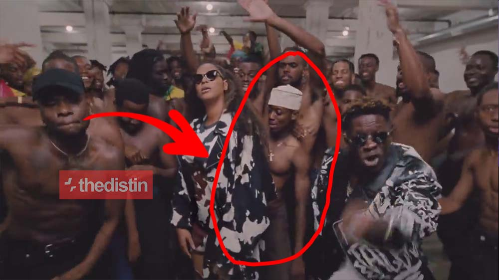 Video: Guy Caught Grinding Beyonce's Nyash During Already Music Video Shoot With Shatta Wale