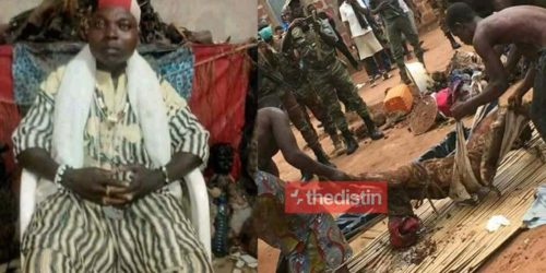 Juju Man Caught With Over 5,000 Dead Bodies and Skeletons Buried In His House