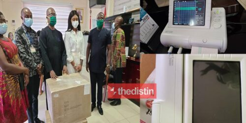 Becca Partners US Doctor To Donate Medical Equipment To Public Hospitals In Ghana | Video