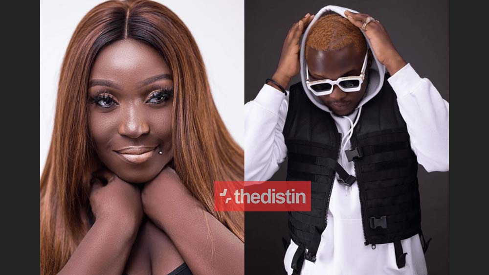 """""""Eno is very evil, she has done me for boys"""" - Medikal Says 