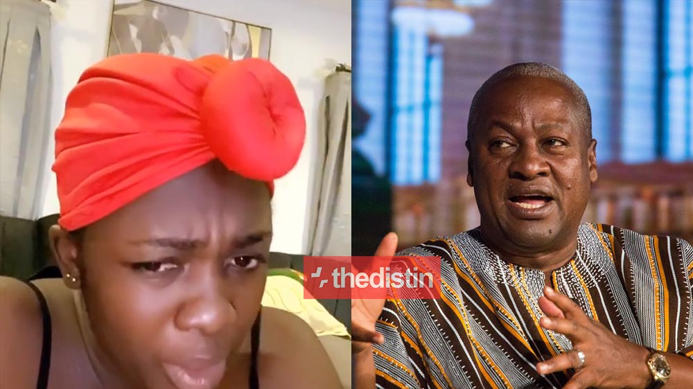 I Have Never Blackmailed Former President, Mahama, I Respect Him Like Father - Tracey Boakye Says | Video
