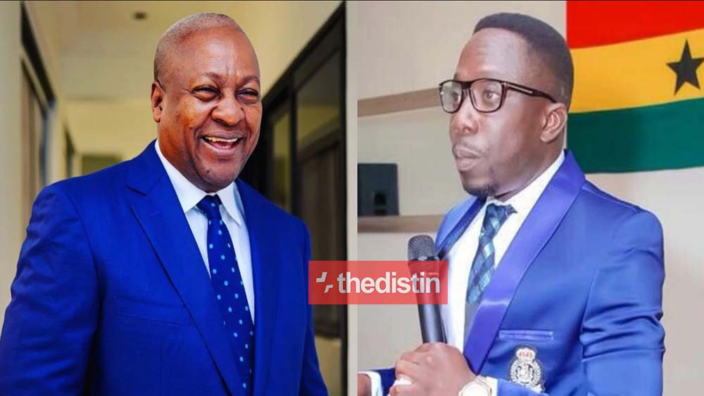 John Mahama Is The Only Person Who Can Revive The Ghanaian Movie Industry - Mr. Beautiful Says He Blast Yvonne Nelson & Co. | Video