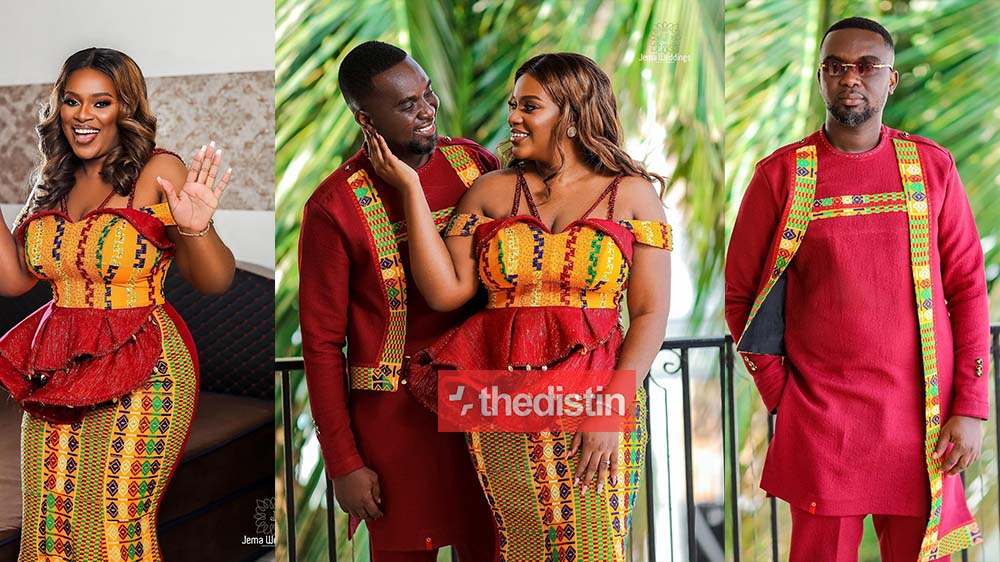 Mrs Mettle Salomey Selassie Stuns In A New Photo