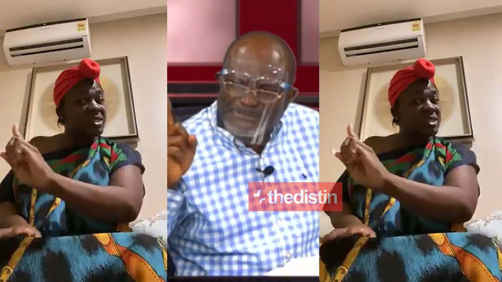 Tracey Boakye Disciplines Kennedy Agyapong After His Net 2 TV Comment On A Plus And Mahana