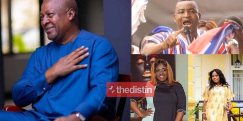 "Chiarman Wontumi With Serious Allegations; Says ""Papa Nu"" Is John Mahama 