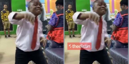 """I'm infected with Putuu virus"" – Yaw Dado Can't Stop Dancing On Stonebwoy's Song ""Putuu"" 
