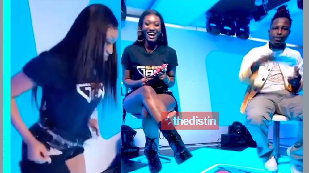 "Watch The Hilarious Moment Wendy Shay Tries To Dance Like Beyonce In ""Already"" Video With Kelvyn Boy On 4syte Tv 
