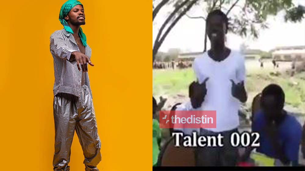 Throwback Video Of Fameye Spitting Some Sick Bars Gets The Internet Talking | Watch