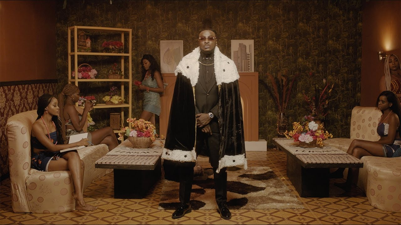 Music Video: Lagbaja By Peruzzi | Watch, And Download