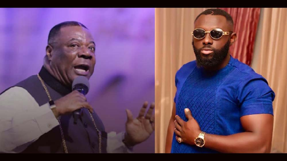 Kofi Asamoah Denies Blasting Archbishop Duncan Williams After He Used A Sword In Church | Watch Video