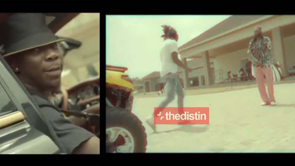 """Stonebwoy Releases A Snippet Of """"Putuu"""" Music Video 