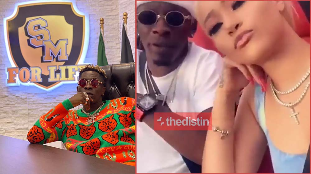 Shatta Wale Hints On A New Wifey, As Michy Seems To Be Taking Long To Come Back